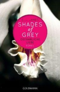 [Rezension] Shades of Grey Gefährliche Liebe - E L James