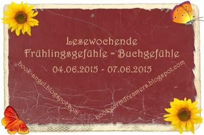 [Aktion] Lesewochenende 04.06. - 07.06.15