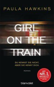 [Rezension] Girl on the train von Paula Hawkins