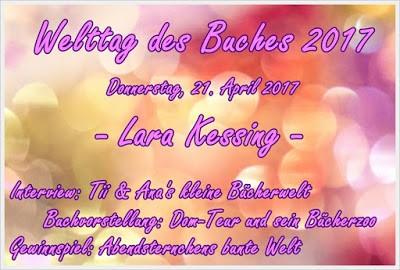 [Aktion] #WtB Tag 21 Gewinnspiel Lara Kessing