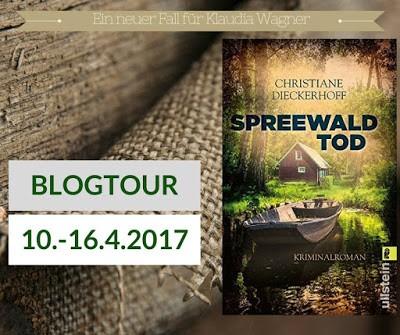 [Blogtour] Tag 3 Spreewaldtod von Christiane Dieckerhoff