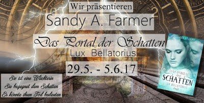 [Blogtour] Tag 1 zu Das Portal der Schatten von Sandy A. Farmer