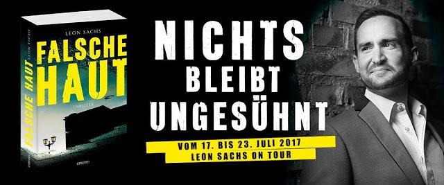 [Blogtour] Tag 4 zu Falsche Haut von Leon Sachs