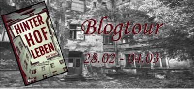 [Blogtour] Tag 3 zu Hinterhofleben von Maik Siegel
