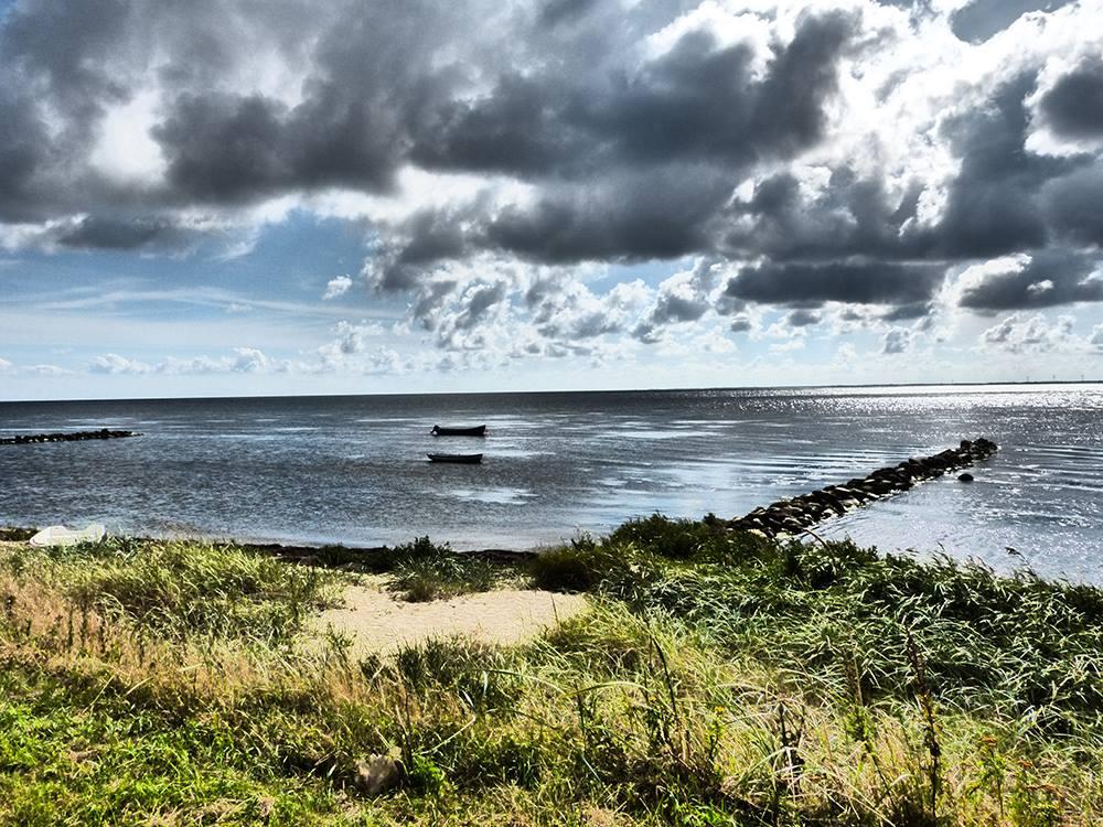 [Winter-Blogtour] Am weißen Strand von Tanja Bern