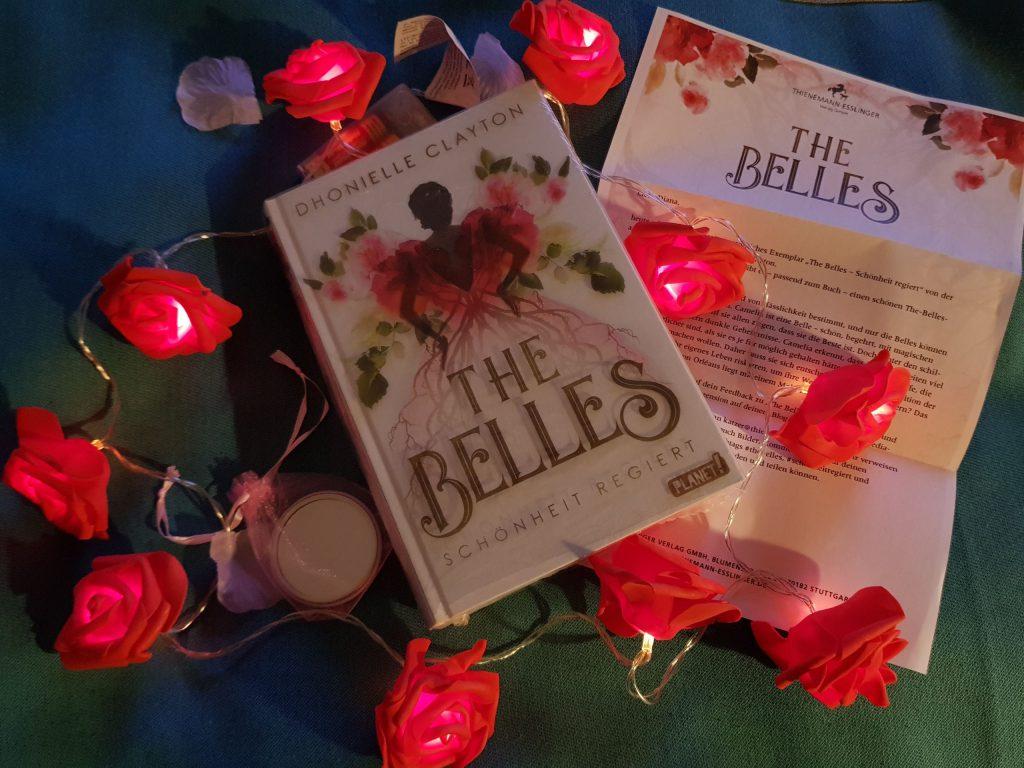 [Rezension] The Belles von Dhonielle Clayton