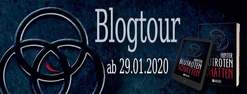 [Blogtour] Hinter Blutroten Schatten Tag 5