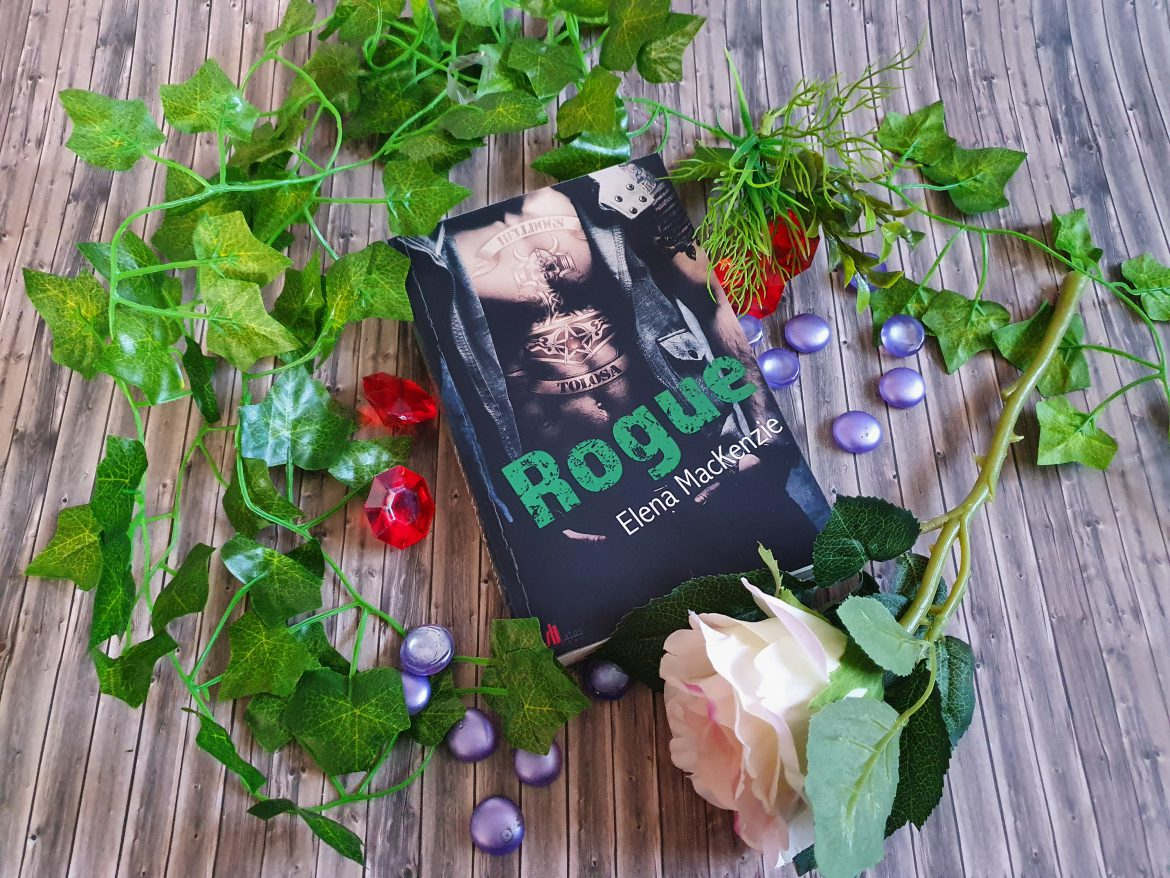 [Rezension] Rogue - Helldogs MC 1 von Elena MacKenzie
