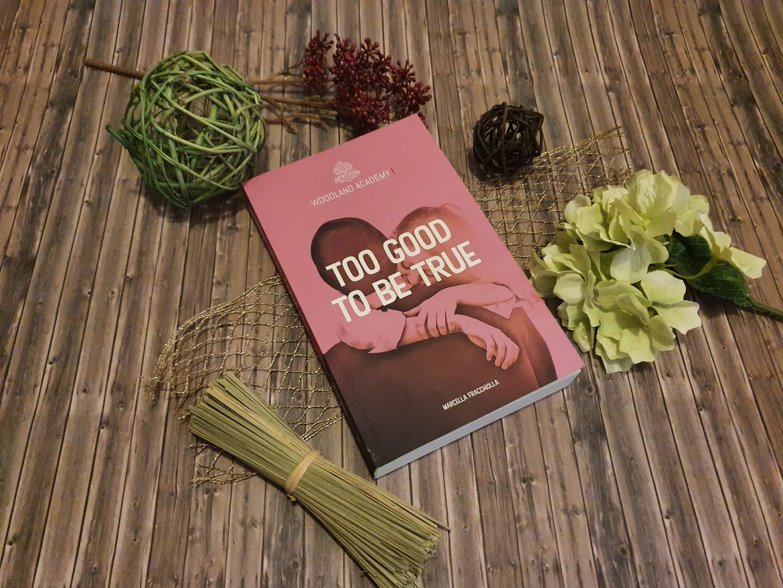 [Rezension] Too good to be true: Woodland Academy von Marcella Fracchiolla